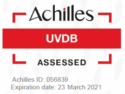 Achilles UVDB Cat C Audit Assessed Stamp Engineering Safety Consultants